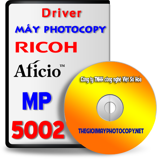 tai driver Ricoh MP 5002