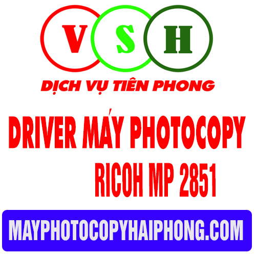 Driver ricoh mp 2851