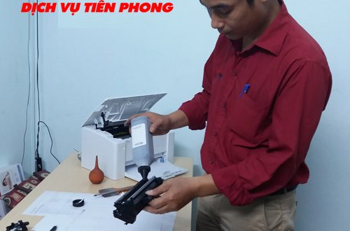 Do muc may in an Duong Hai phong